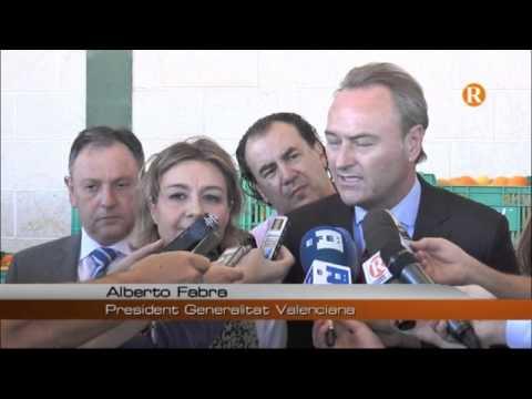 La Ministra d'Agricultura, Isabel Garcia, visita les instal·lacions de COPAL