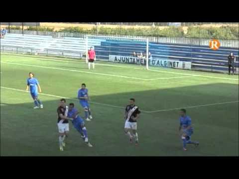 El UD Alginet haurà d'esperar una temporada Més per lluitar per la tercera divisió