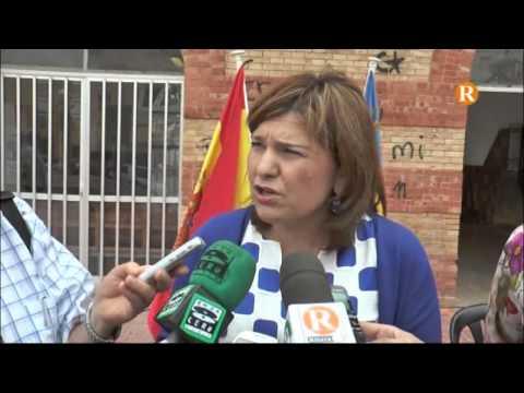 La consellera demana a la oposició que planteje alternatives a l'abocador de Guadassuar.