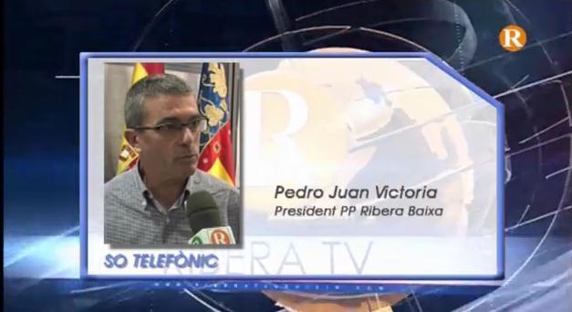 El PP de la Ribera Baixa deixa la porta oberta a la segona presa des d'Alarcó