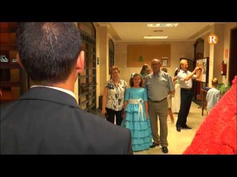 Alzira presenta les dames de la Mare de Déu del Lluch