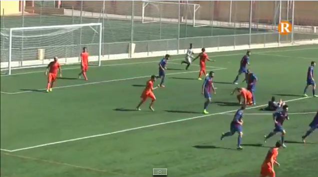Alzira i Muro empaten a un gol al Camp d'esports de Venècia