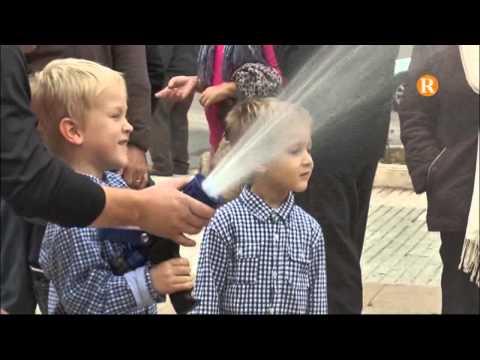 Alzira commemora el Dia de protecció civil i emergències
