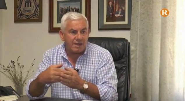 L'Alcalde de Guadassuar s'acomiada després de 24 anys