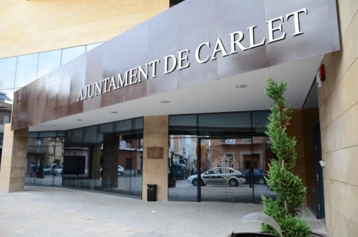 L'Ajuntament de Carlet inicia la campanya «Colze a colze» per a reactivar el comerç del municipi