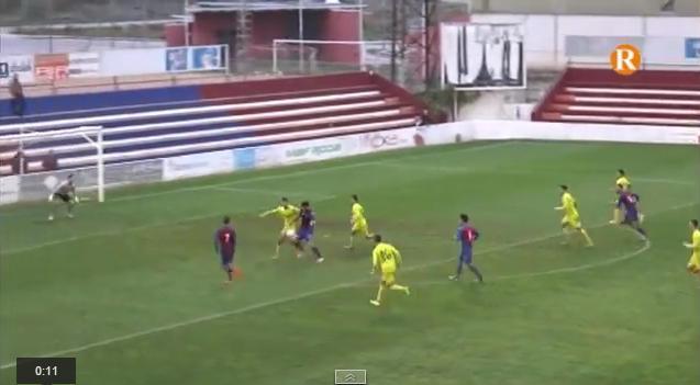 L'encert del Villarreal pot més que el bon joc de l'Alzira
