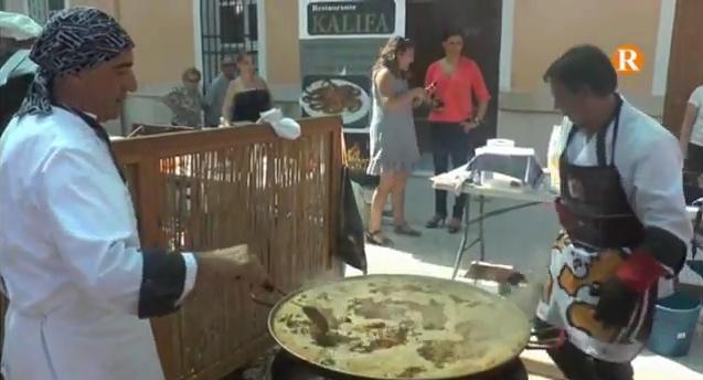 La Paella Valenciana arrasa al Congrés dels Diputats