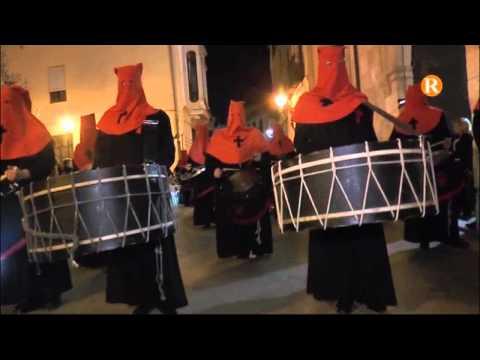 Les processons de Divendres Sant a la Ribera