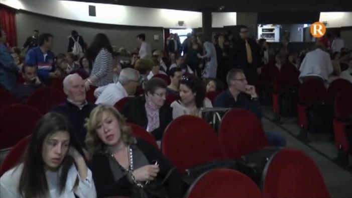 Gran èxit de la Gala contra el Càncer a l'Alcúdia