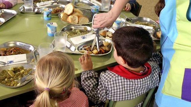 El menú escolar de la Diputación llega a 100 municipios con 126.397 menús
