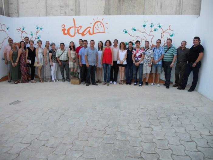 20 persones desocupades es formen a IDEA en el taller d'ocupació T'ESTIME 2014-2015: rehabilitació d'edificis i auxiliar de geriatria