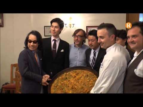 La cuina del Restaurant Miguel i Juani viatja a Japó