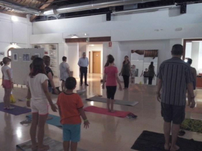 El taller de Mindfullness finalitza amb una sessió dirigida a les famílies