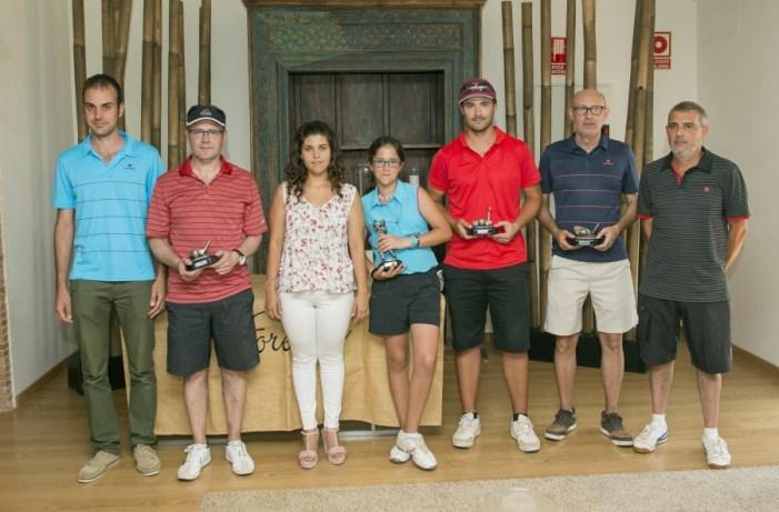 El Club de Golf Almussafes celebra el seu tercer campionat social