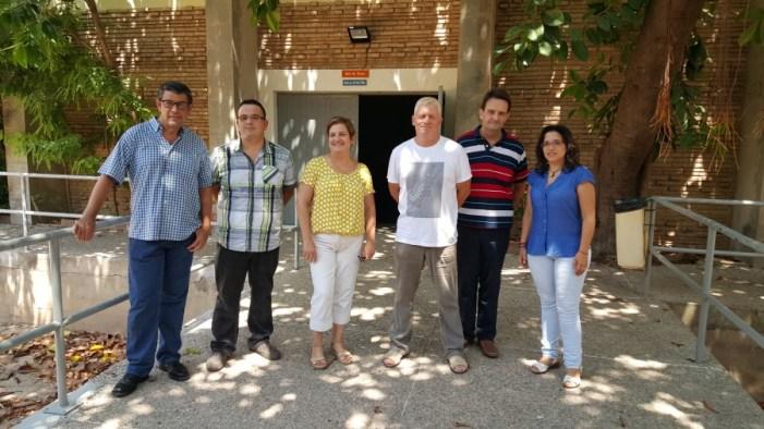 La Beneficència i l'IES Josep Maria Parra exposen les seues necessitats al regidor d'Educació