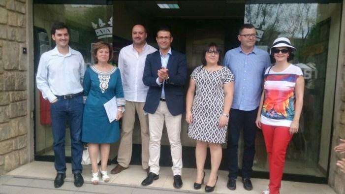 Toni González aconseguix quasi 40 contractacions en tres setmanes de govern