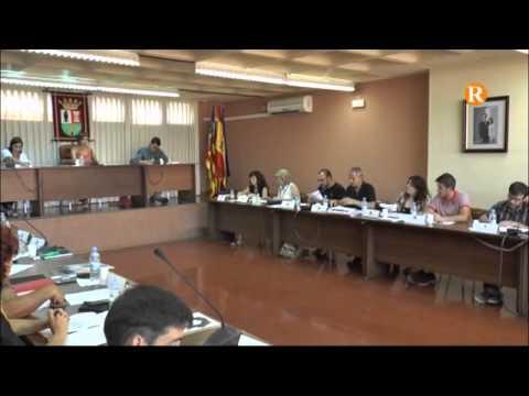 El ple de Benifaió aprova la dedicació exclusiva remunerada de la nova alcaldessa.