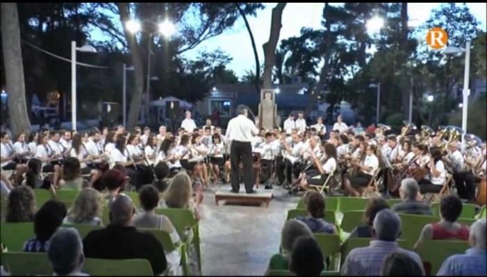 Alberic inicia les festes a Sant Llorenç Màrtir