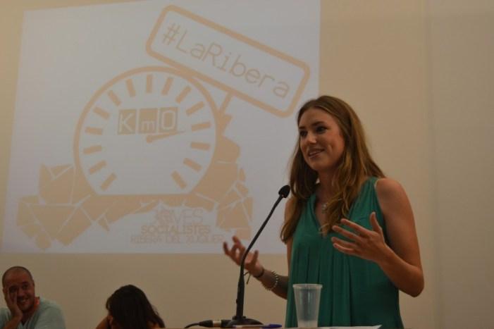 Maria Such, nova Secretària General dels Joves Socialistes de la Ribera del Xúquer