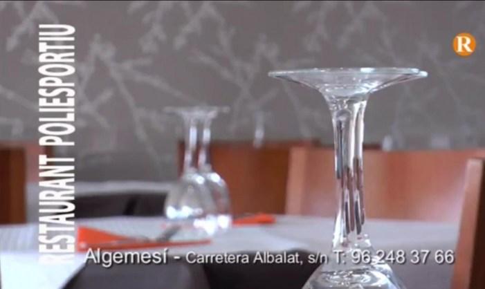 Bar Restaurant Poliesportiu Algemesí