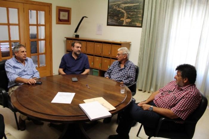 """S'ha constituït la Comunitat d'Usuaris d'Abocaments de l'estació depuradora d'aigües residuals """"el Pla de Guadassuar"""""""