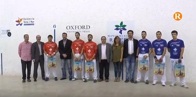 Pere Roc II, Dani i Monrabal són els campions del XIII Trofeu Mancomunitat de la Ribera Alta