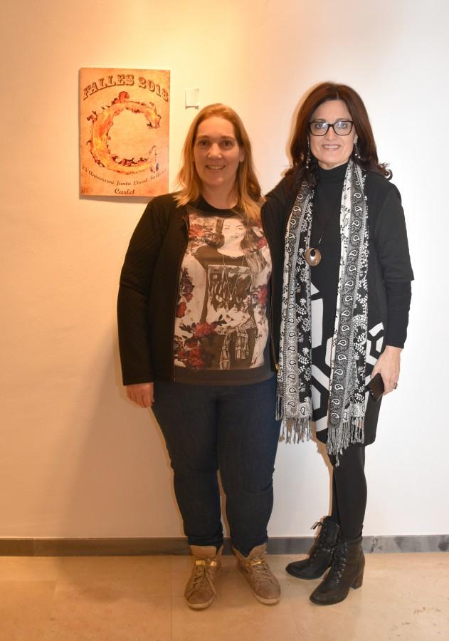 Carmen Martínez guanya el XXIII Concurs del Cartell Anunciador de Falles