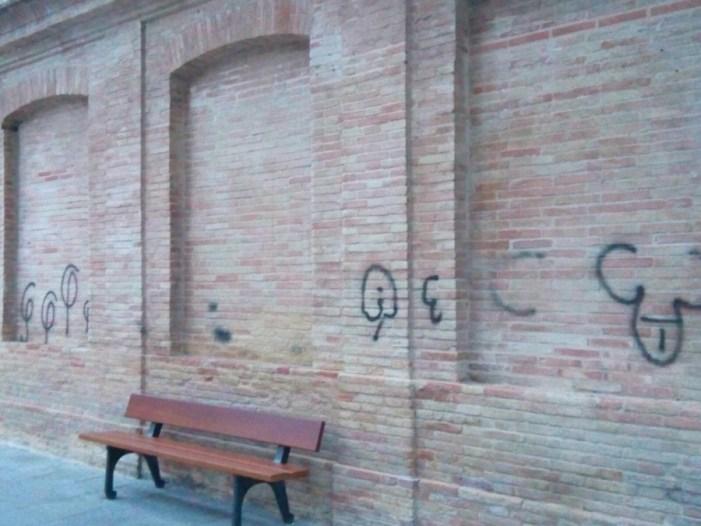 Cullera combat el vandalisme i reeducarà als infractors
