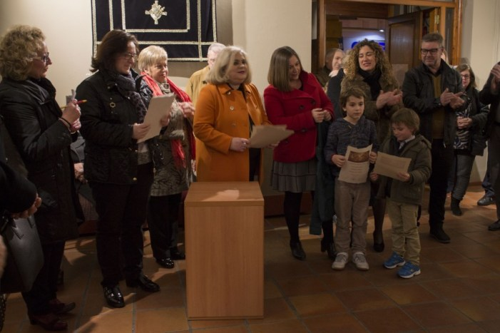 Sueca entrega els premis de la XXXV edició del concurs de betlems