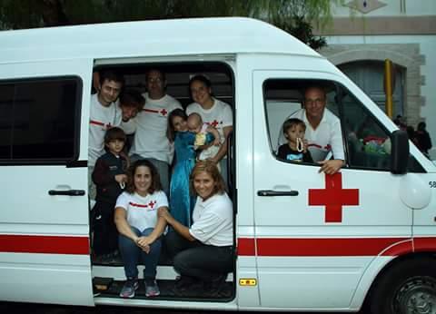 Cruz Roja celebra sus 35 años en l´Alcúdia atendiendo a los colectivos más vulnerables