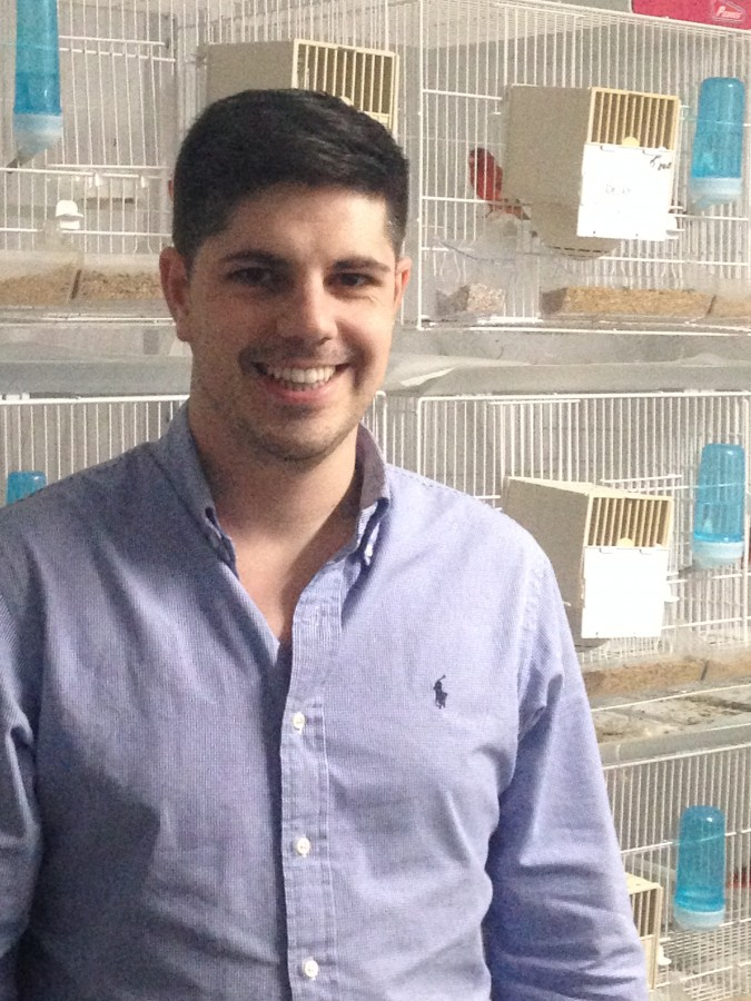 Herminio Conca obté tres medalles d'or i una de bronze al Campionat Mundial d'Ornitologia