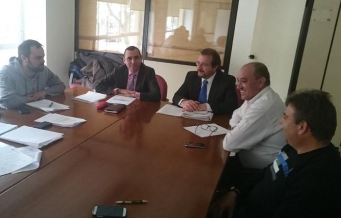 LA UNIÓ trasllada al Ministeri d'Agricultura la necessitat urgent d'un nou pla de reconversió varietal per a la fruita