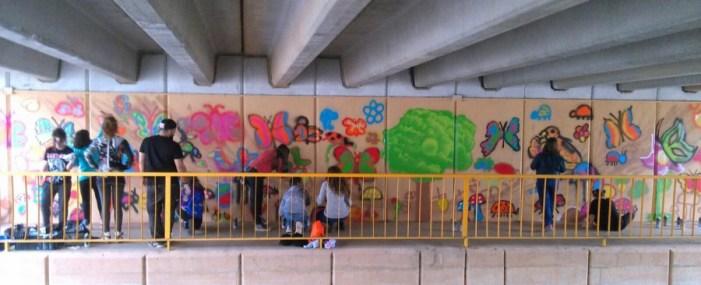 Alberic promociona el arte urbano
