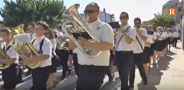 Sant Joanet acull la IV Trobada de Bandes de Música de la comarca
