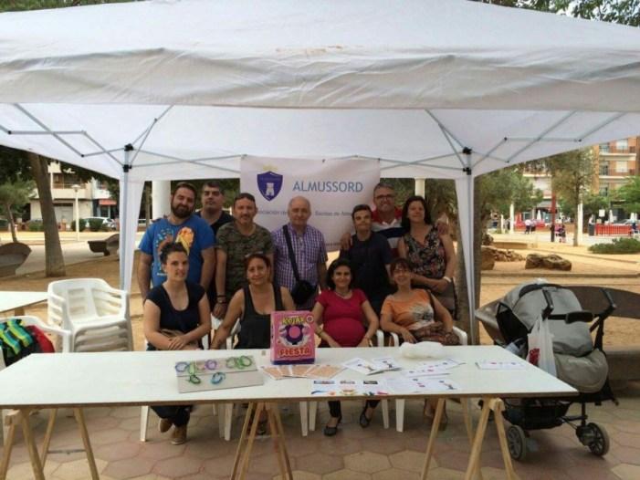 Almussord Almussafes celebra el Dia Nacional de les llengües de signes