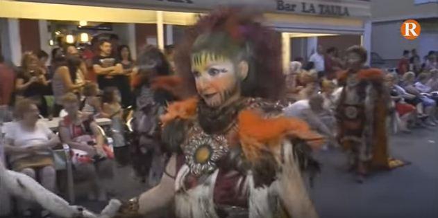 Llaurí celebra l'exhibició de filades mores