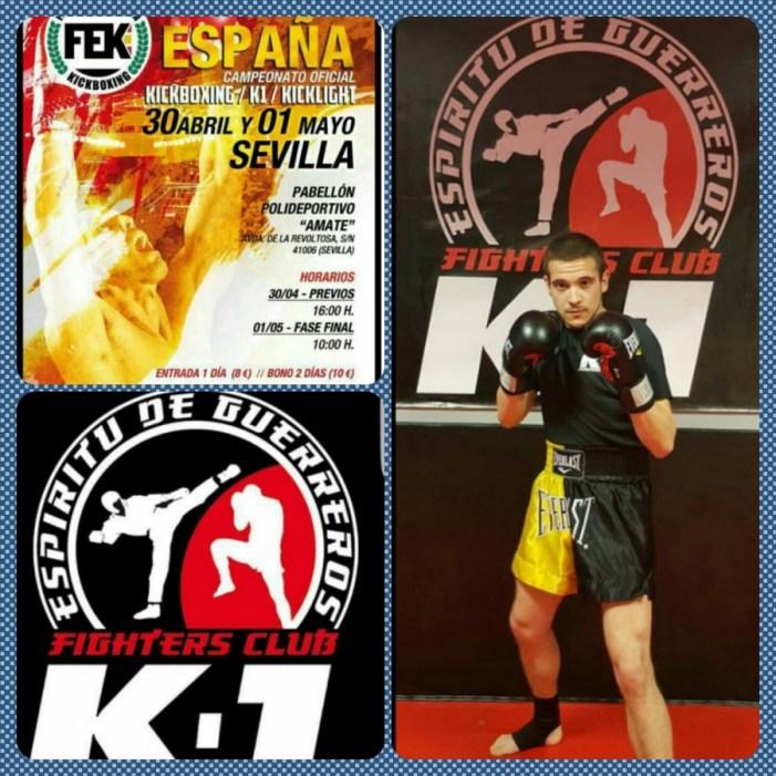 L'almussafeny Teo Rosaleny, actual campió autonòmic de Kick Boxing