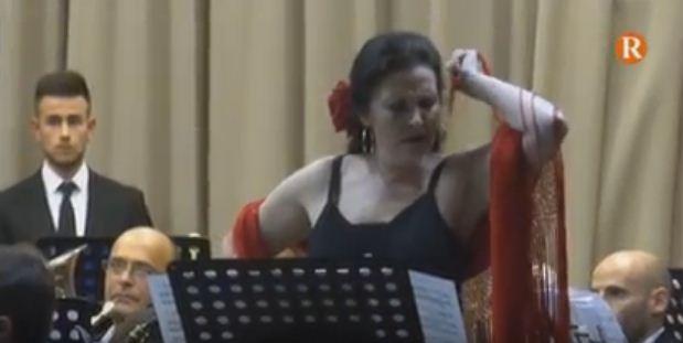 Carmen Serrano i Vicente Montañana actuen a Catadau amb motiu del concert de Santa Cecília