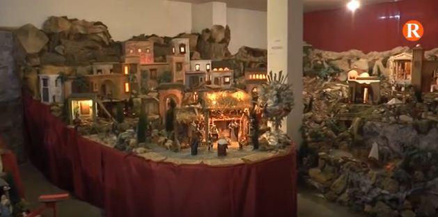 Visitem el Betlem de la Confraria del Sant Sepulcre a Corbera