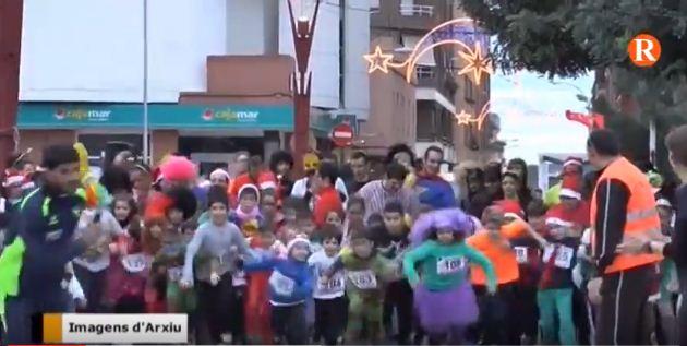 El Club d'atletisme d'Almussafes  organitza la segona Sant Silvestre de la localitat