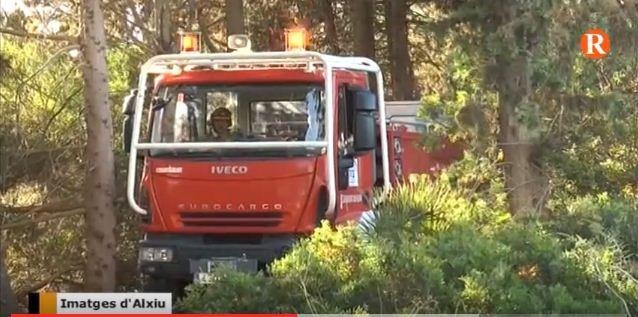 El Consell aprova ajudes per 579.000e que es destinaran als municipis afectats pels incendis del passat mes de juny