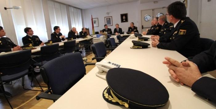 El delegado de Gobierno destaca la tendencia descendente de la criminalidad en la Comunitat Valenciana