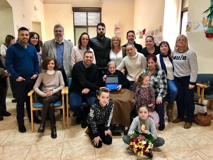 Cullera homenatja els seus centenaris