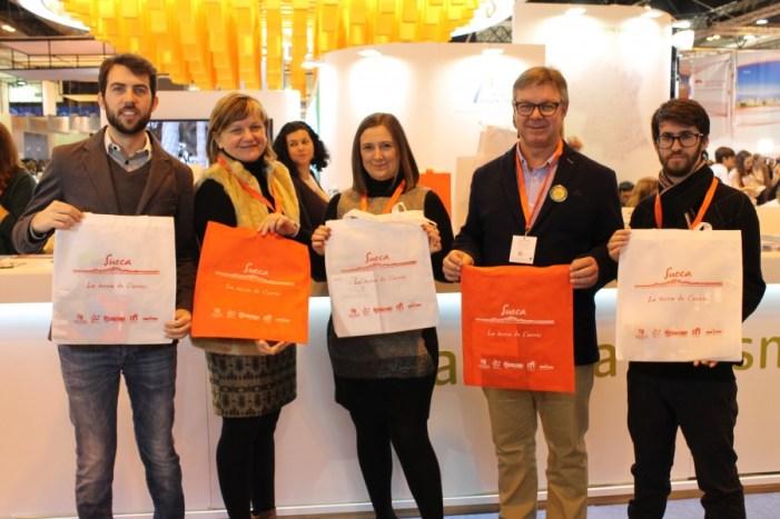 Sueca ultima els preparatius per a FITUR 2017