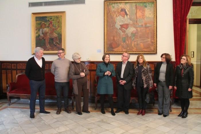 El Tio Navarrot del pintor Claros s'exposarà durant cinc anys a l'Ajuntament de Sueca per commemorar el centenari de l'obra