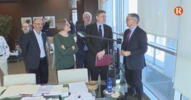 Puig i Salvador detalles les inversions de l'estat en el Corredor Mediterrani