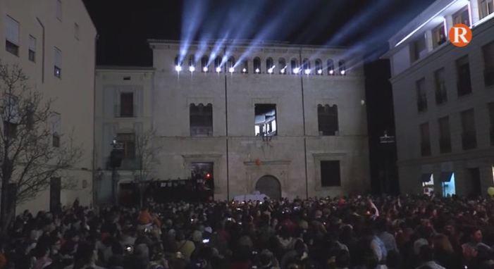 Alzira celebra l'acte de la crida