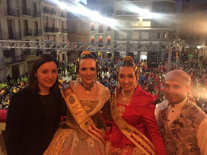 La Crida marca l'inici de les festes falleres a Algemesí