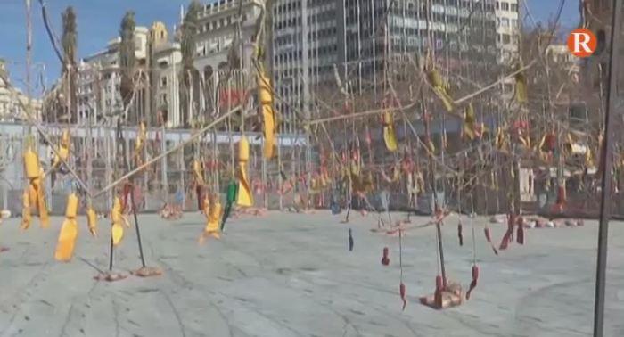 L'Ajuntament de València es solidaritza amb la pirotècnica que no ha pogut finalitzar el seu espectacle