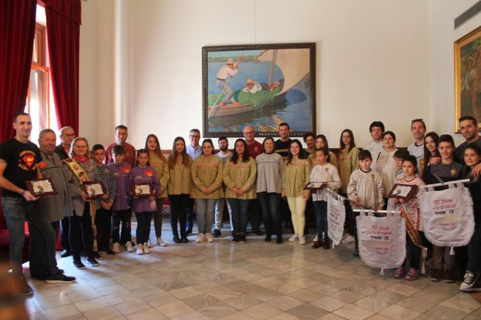 Sueca celebra la XIX edició dels Premis d'Ús del Valencià a les Falles